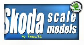 Kolekcja samochodów marki Skoda